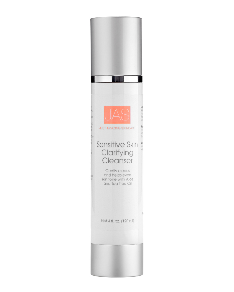 Sensitive Skin Clarifying Cleanser