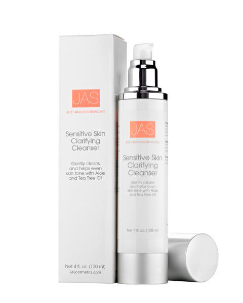 Sensitive Skin Clarifying Cleanser (Open Box)